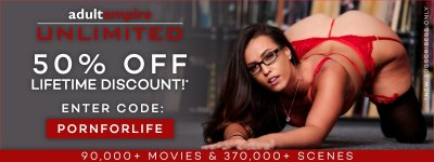 Join Adult Empire Unlimited with code PORNFORLIFE.