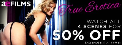 True Erotica clips starring Alexis Texas and more.