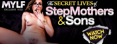 Helena Price stars in the Secret Lives of Stepmothers and Sons from MYLF.