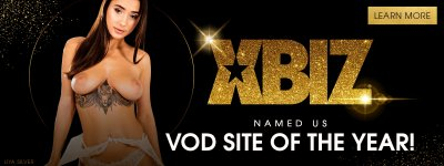 Adult Empire wins 2020 XBIZ VOD Site of the Year.