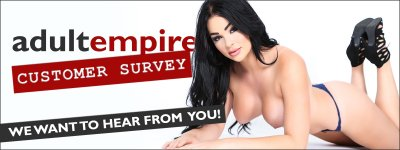 Take part in the Adult Empire site survey.