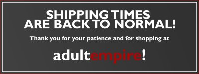 Shipping times are back to normal!
