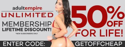 Join Adult Empire Unlimited with code GETOFFCHEAP.