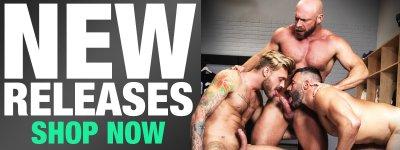 Shop New Release Gay Porn DVDs.