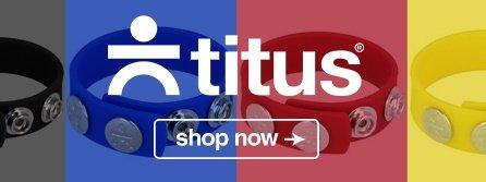 Browse Titus sex toys.