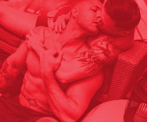 Gay Porn Tile