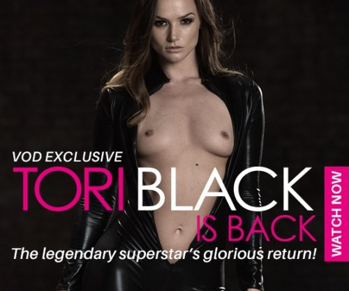 Buy Tori Black Is Back exclusive porn video from LesbianX.