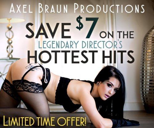 Buy Axel Braun Productions porn DVDs on sale.