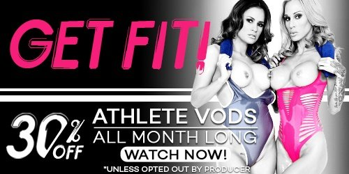 Get Fit! Save 30% on all Athlete Downloads & Rentals!