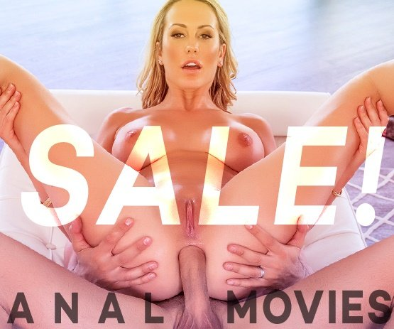 Browse our Anal sale movies starring Brett Rossi and more today!