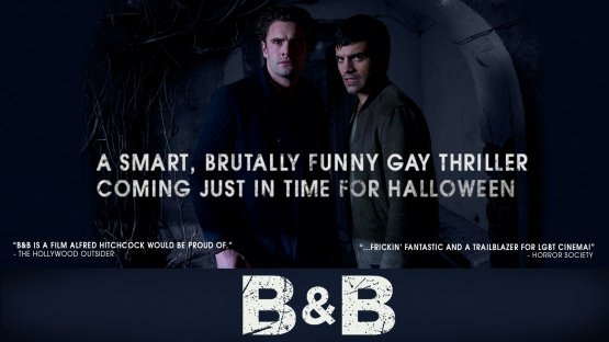 Watch B&B gay cinema DVD from Breaking Glass Pictures.