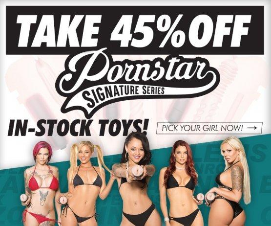 Pornstar Signature Clearance Sale Image