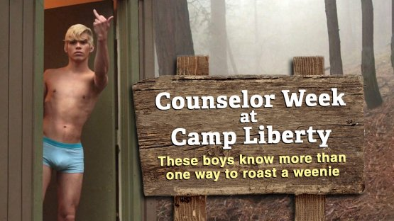 Watch Counselor Week at Camp Liberty gay cinema streaming video from Babaloo Studios.