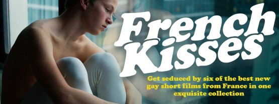 Watch French Kisses gay cinema DVD from TLA Releasing.