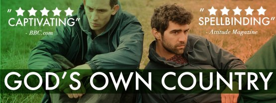 Watch God's Own Country gay cinema DVD from Samuel Goldwyn Home Entertainment.