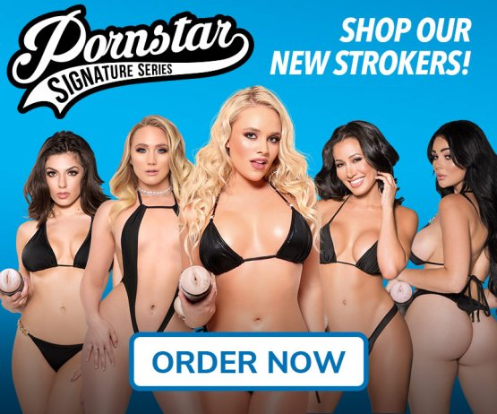 Shop Pornstar Strokers Now