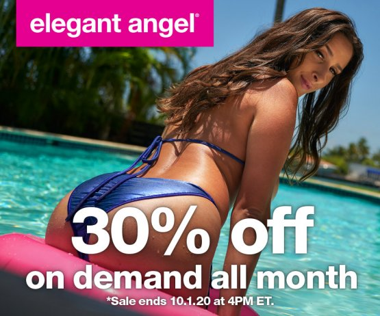 Elegant Angel On Demand Sale Image