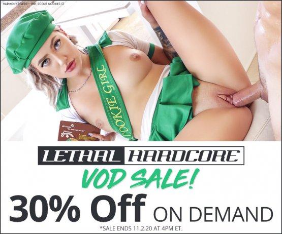 Lethal Hardcore VOD Sale Image