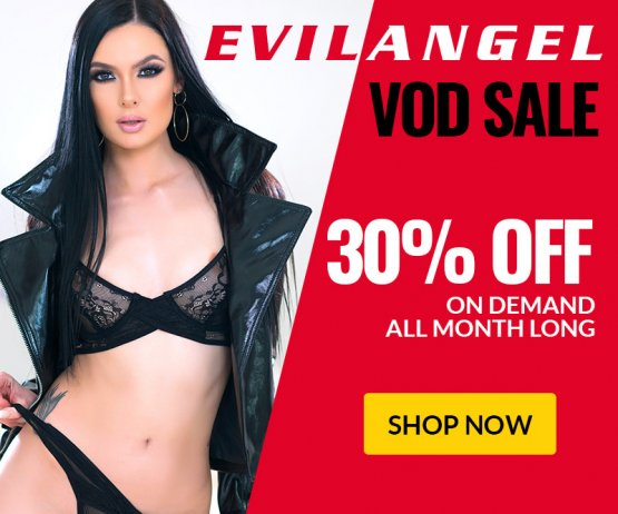 Evil Angel On Demand Sale!