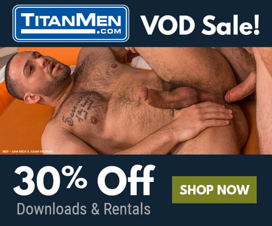 30% Off TitanMen Video On Demand Image