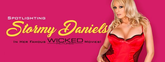 Browse Stormy Daniels porn movies from Wicked Pictures