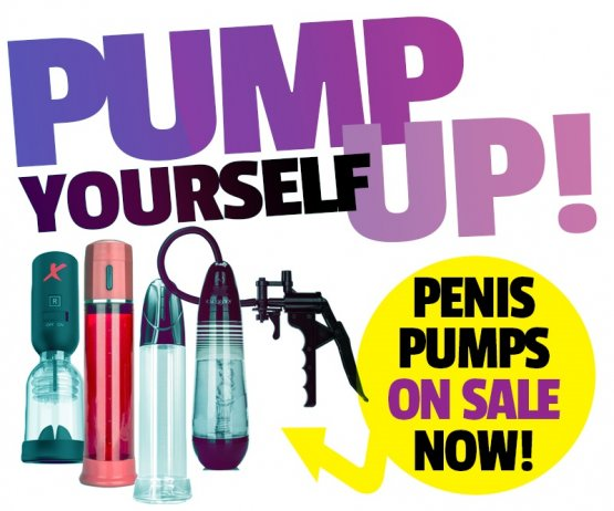 Penis Pump Sex Toy Sale Image