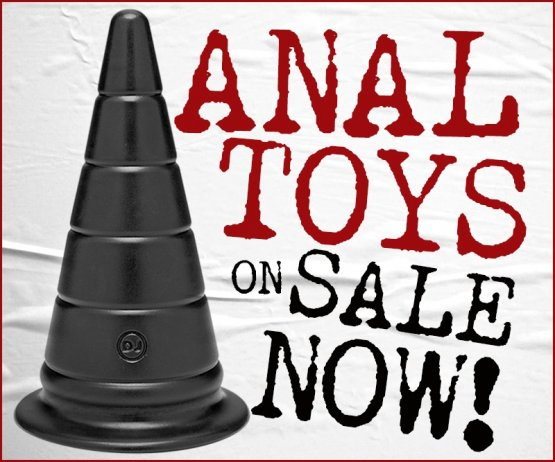 Anal Toys Sale Image