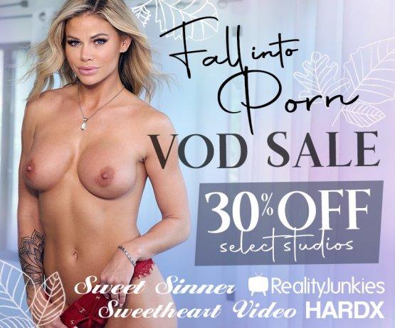 Fall Into Savings VOD Sale Image