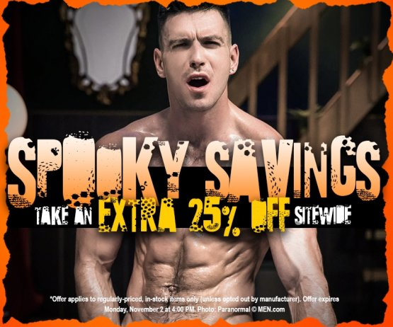 Halloween In-Stock Sitewide Sale Image