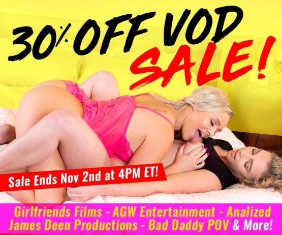 Multi-Studio VOD Sale Banner Image