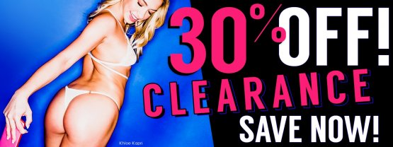 Save now and shop our 30% off Clearance today! - Browse now