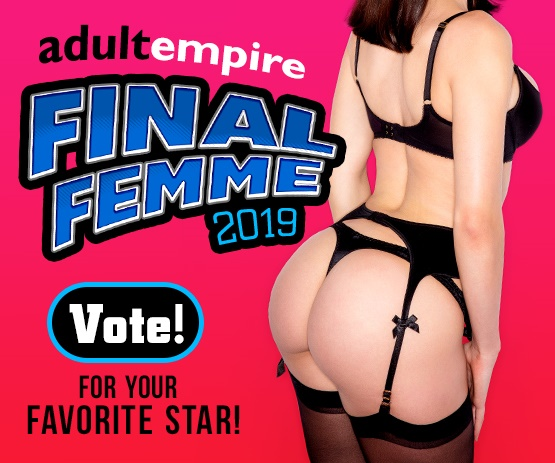 Final Femme is here! Vote for your favorite stars today!