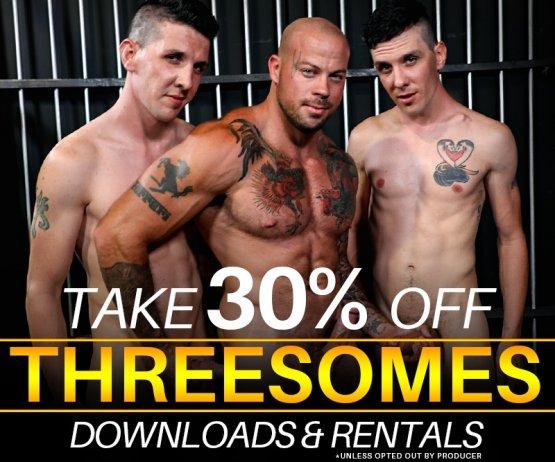 Watch threesomes porn videos on sale.