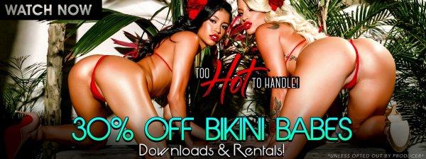 Browse & Save on Bikini Babe Downloads, Rentals!