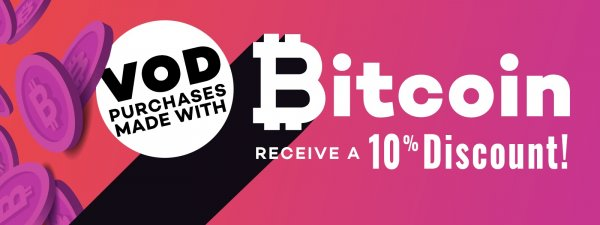 Save 10% when you buy with Bitcoin.