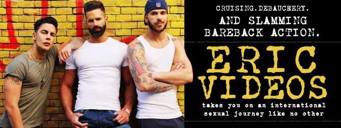 Buy Eric Videos Gay Porn DVDs!
