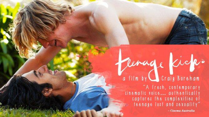 Watch Teenage Kicks gay cinema VOD from TLA Releasing.
