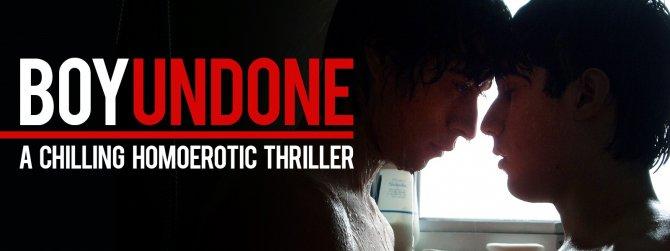 Boy Undone gay cinema VOD from TLA Releasing.