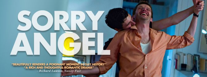 Watch Sorry Angel gay cinema movie from Strand Releasing.
