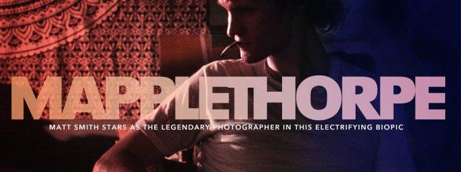 Watch Mapplethorpe gay cinema movie starring Matt Smith.