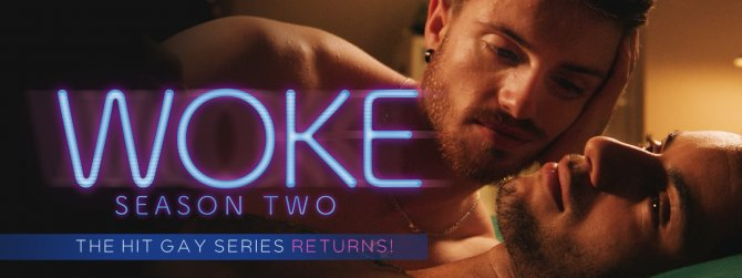 Watch Woke Season Two gay cinema movie from Dekkoo Films.