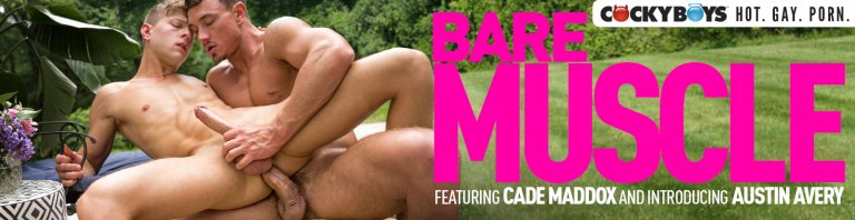 Bare Muscle Carousel Banner Image