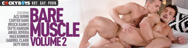 Bare Muscle Vol. 2 Gets Carousel Banner image
