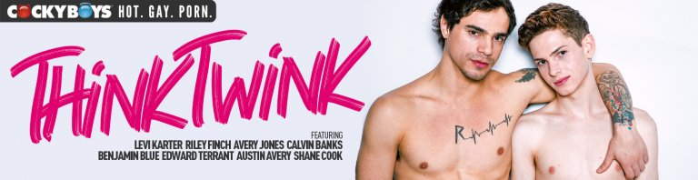 Think Twink Banner Carousel Banner Image