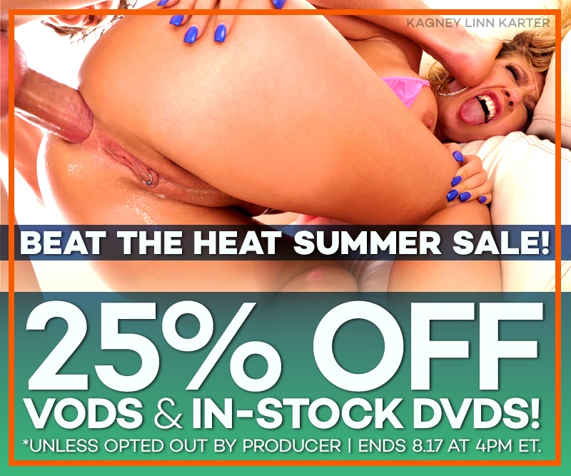 Take 25% off all VODs.