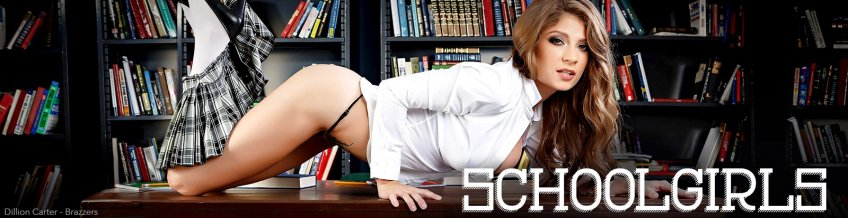 Shop Schoolgirls DVD porn movies starring Dillion Carter and more.