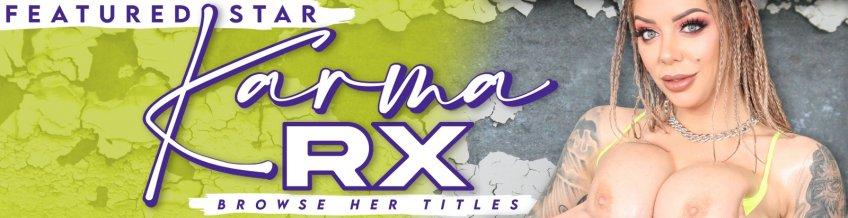 Shop Karma RX porn movies.