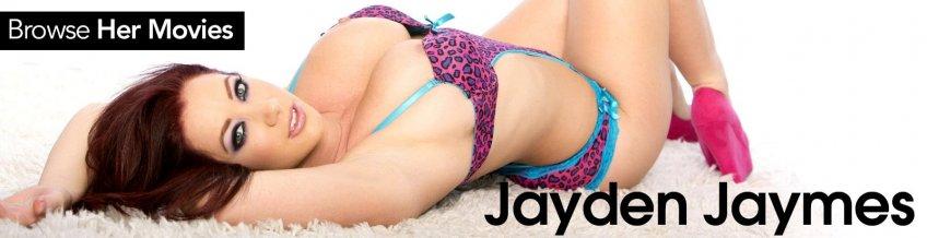 Buy Jayden Jaymes Blu-ray porn movies.