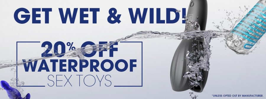 Buy water and splash proof toys on sale.