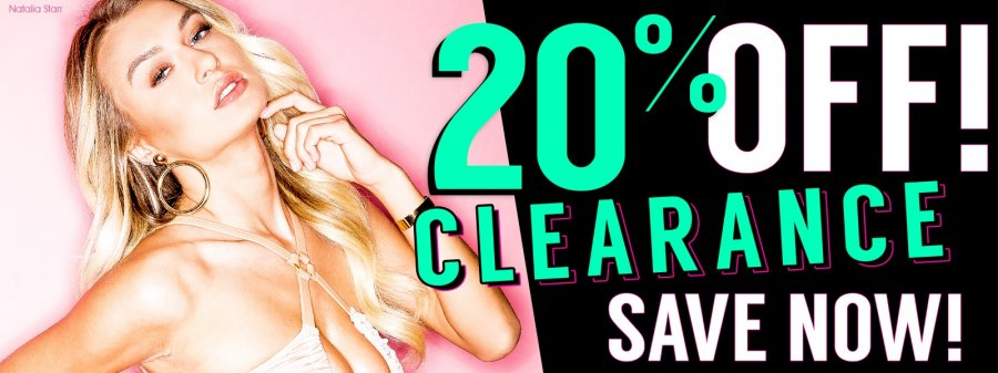 Browse clearance DVDs at 20% off.
